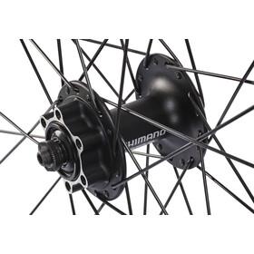 Rodi M460 Rueda delantera Delantera, 26x1.9, 32h, Disc con Alivio Disc 6 hoyos, black